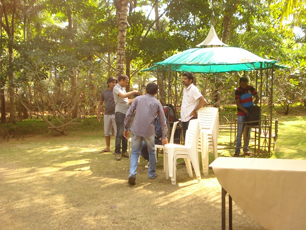 ClinAsia outing at Lahari resort