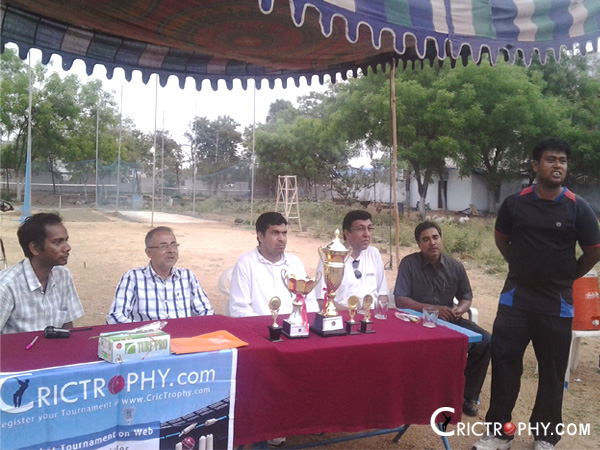 Ametur Cricket League U-16, Hyderabad(27-04-2014)