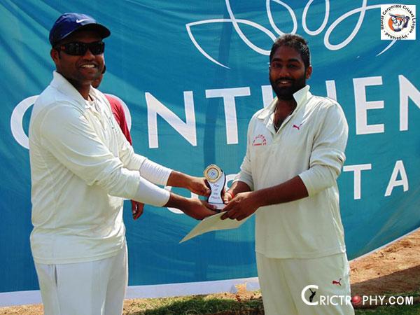 Bharat Corporate Cricket League, Hyderabad