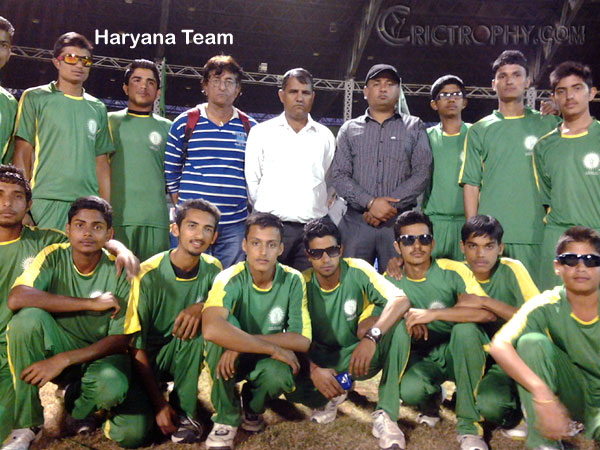 6th VHR All India Under-19 T20 Cricket League, Hyderabad