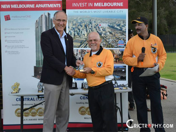 ISWA Cricket League - 2014, Australia