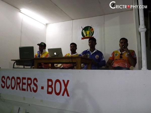 KSQ Cup 2014, Qatar - Inauguration