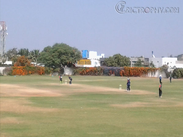 Vijayanand Cricket Ground, Hyderabad