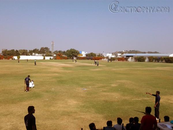 Vijayanand Cricket Ground, Hyderabad