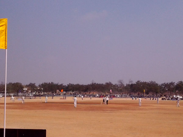 JNTU Cricket Tournament Zone C ( Date: 25-Jan-2014 ), Hyderabad