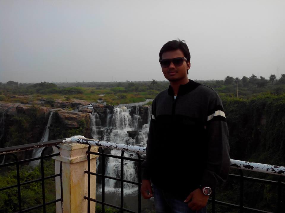 Prashanth Shetty (MRCE)