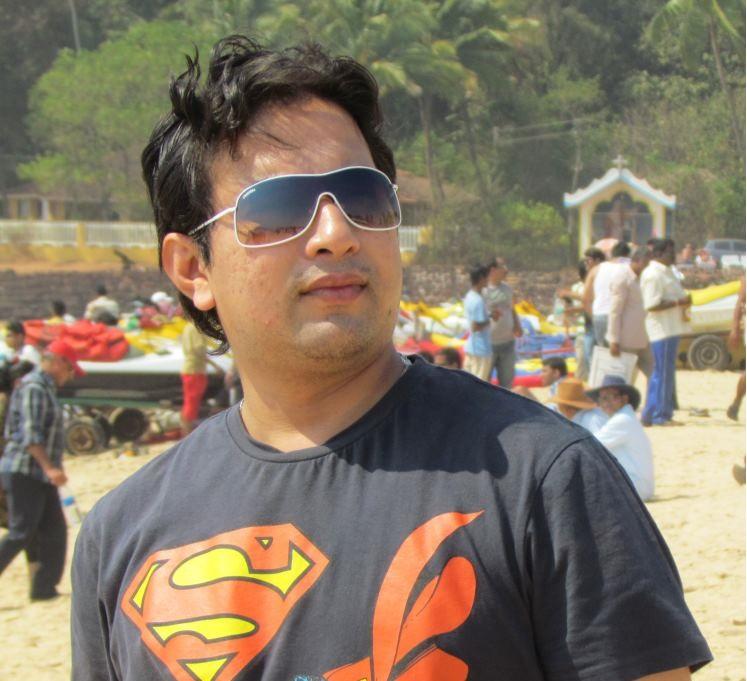 Debashish Majumdar  (Devastator)