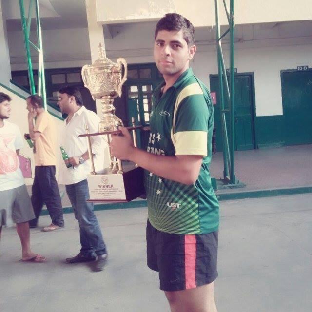 Utsav Madan  (Friends Club)