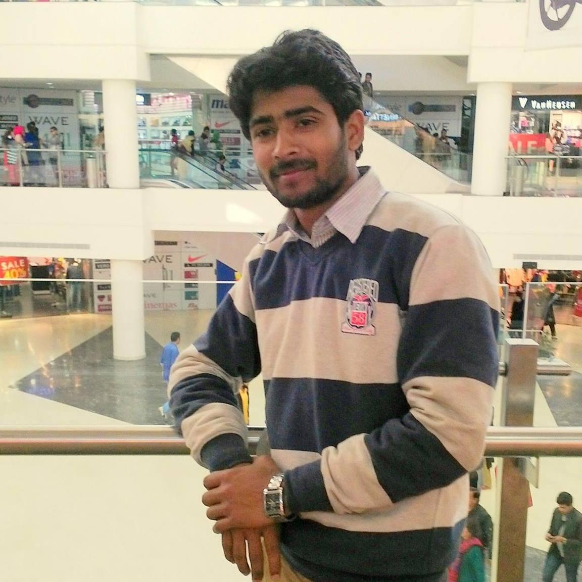 Bhupendra Pratap Singh (INTOLERANCE ELEVEN)