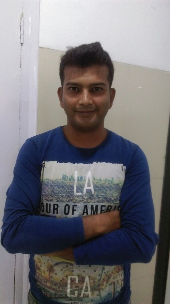 Ajay Jadhav (Team Mario)