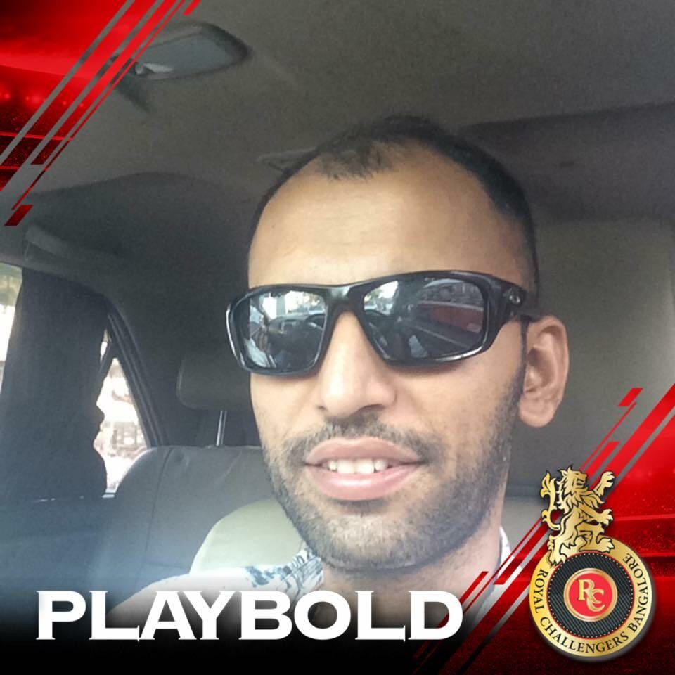 Amit Kumar Dube (Team Terence)