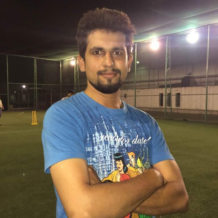 Hemant Deshmukh (Team Rakesh)
