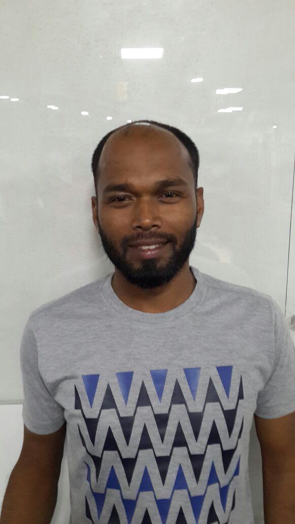 Joseph Fernandes (Team Terence)