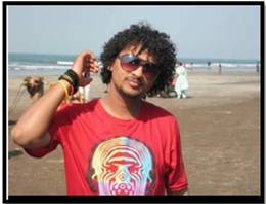 Sagar Shinde (Team Bhairav)