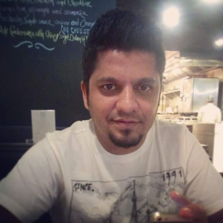 Rajeev Shetty (Team Rajeev)