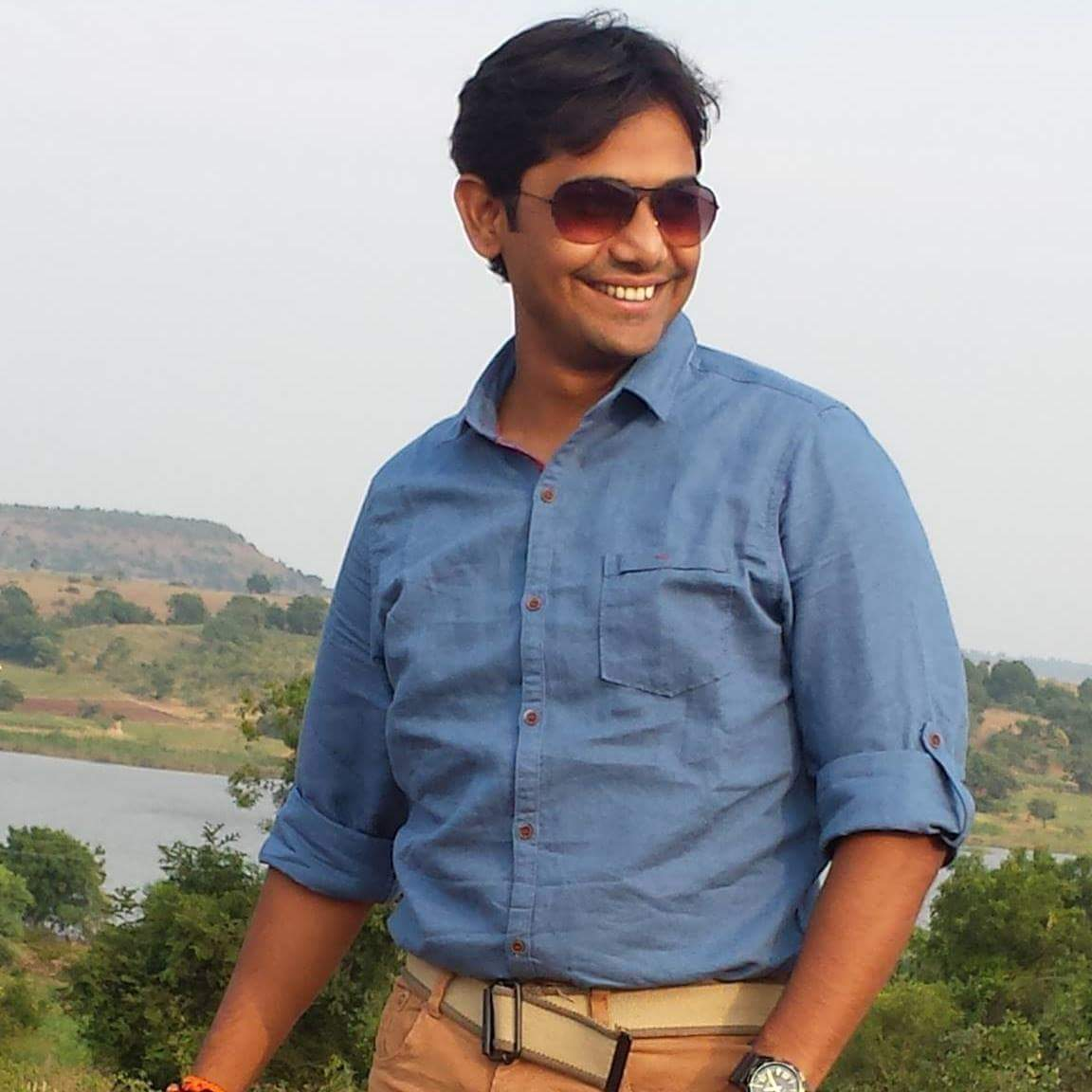 Sundeep Patil (NavRaje Friends)