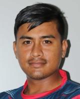 Gyanendra Malla       (Gorkhali Knight Riders)