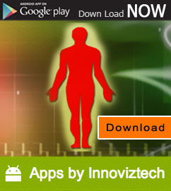 Android Kids Body parts app